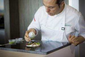 Manuel Alonso. Chef