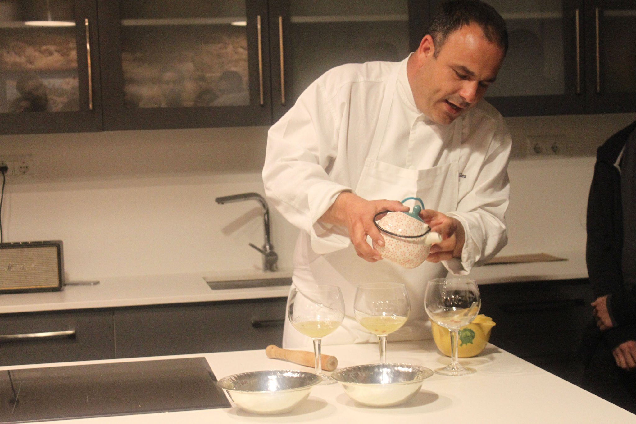 Gastronomía andaluza. Ángel León