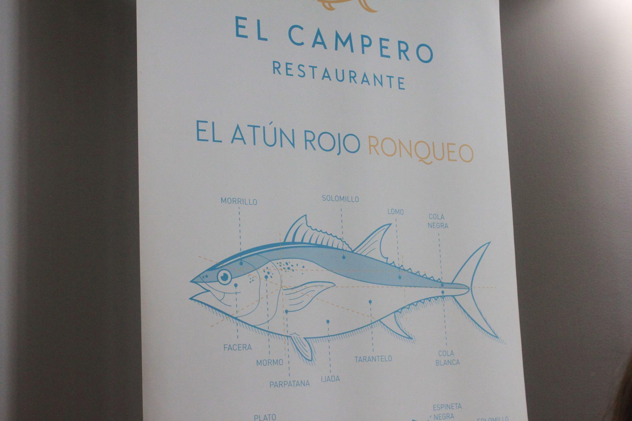 Gastronomía andaluza. Restaurante El Campero