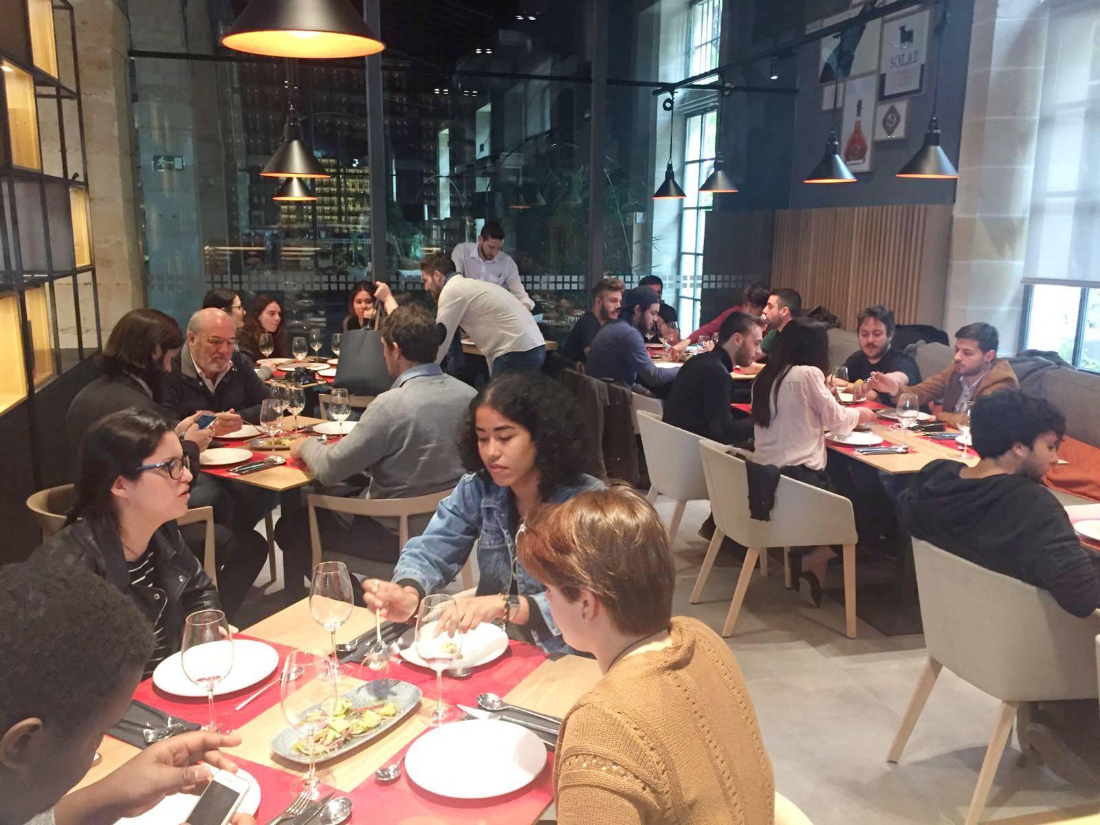 Gastronomía andaluza. Toro Tapas