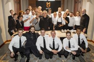 Begoña Rodrigo y Ferran Adriá  en GASMA