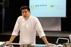 Omar Malpartida en GASMA