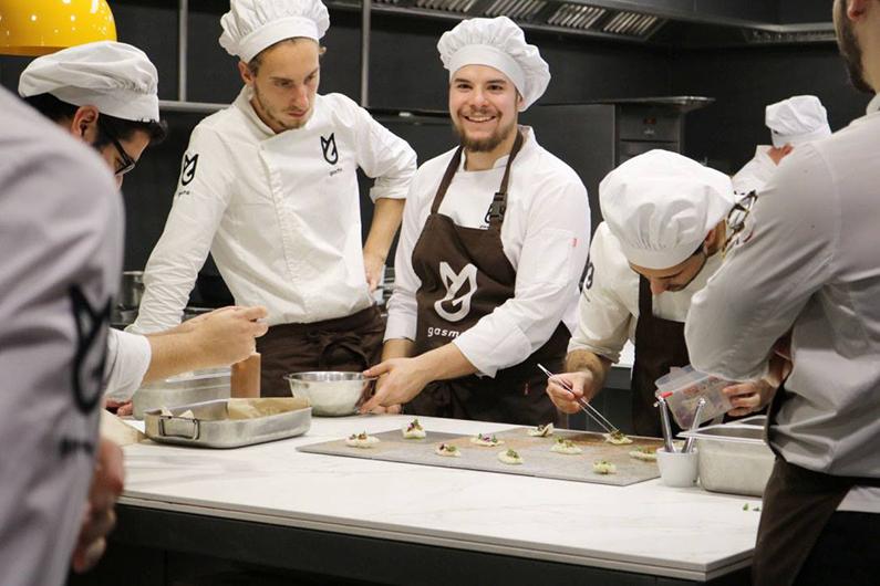 Estudiar gastronomía en Gasma