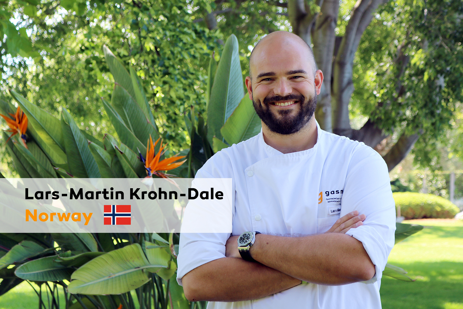 Lars-Martin Krohn-Dale