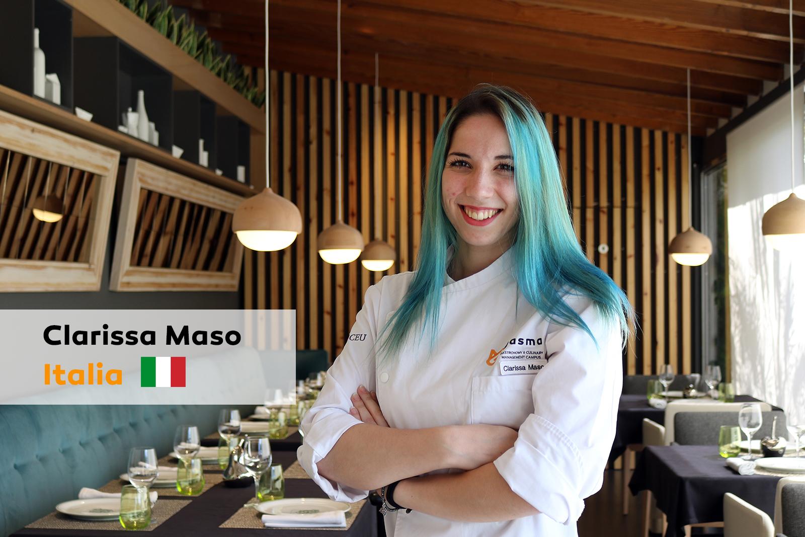 Clarissa Maso
