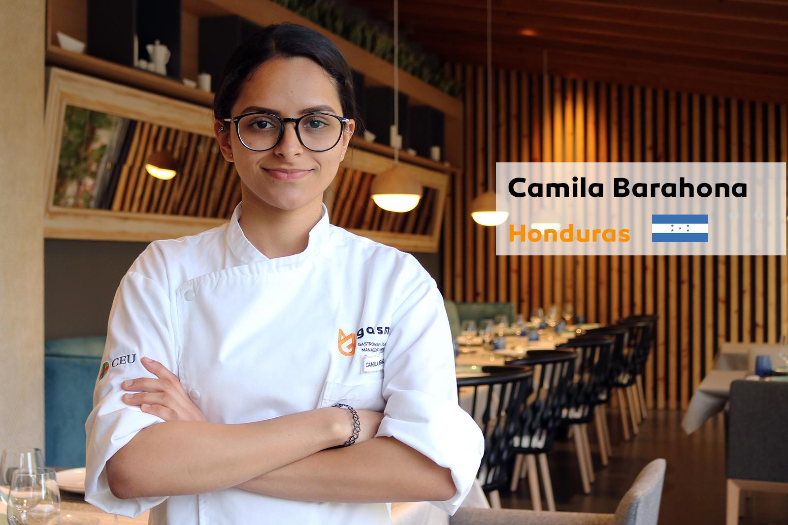 Camila Barahona