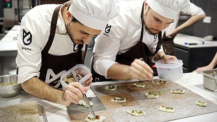 alumnos grado en gastronomia