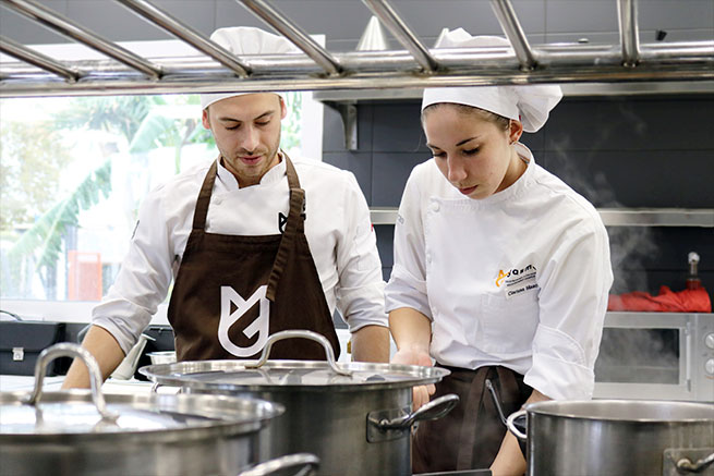 universidad gastronomica