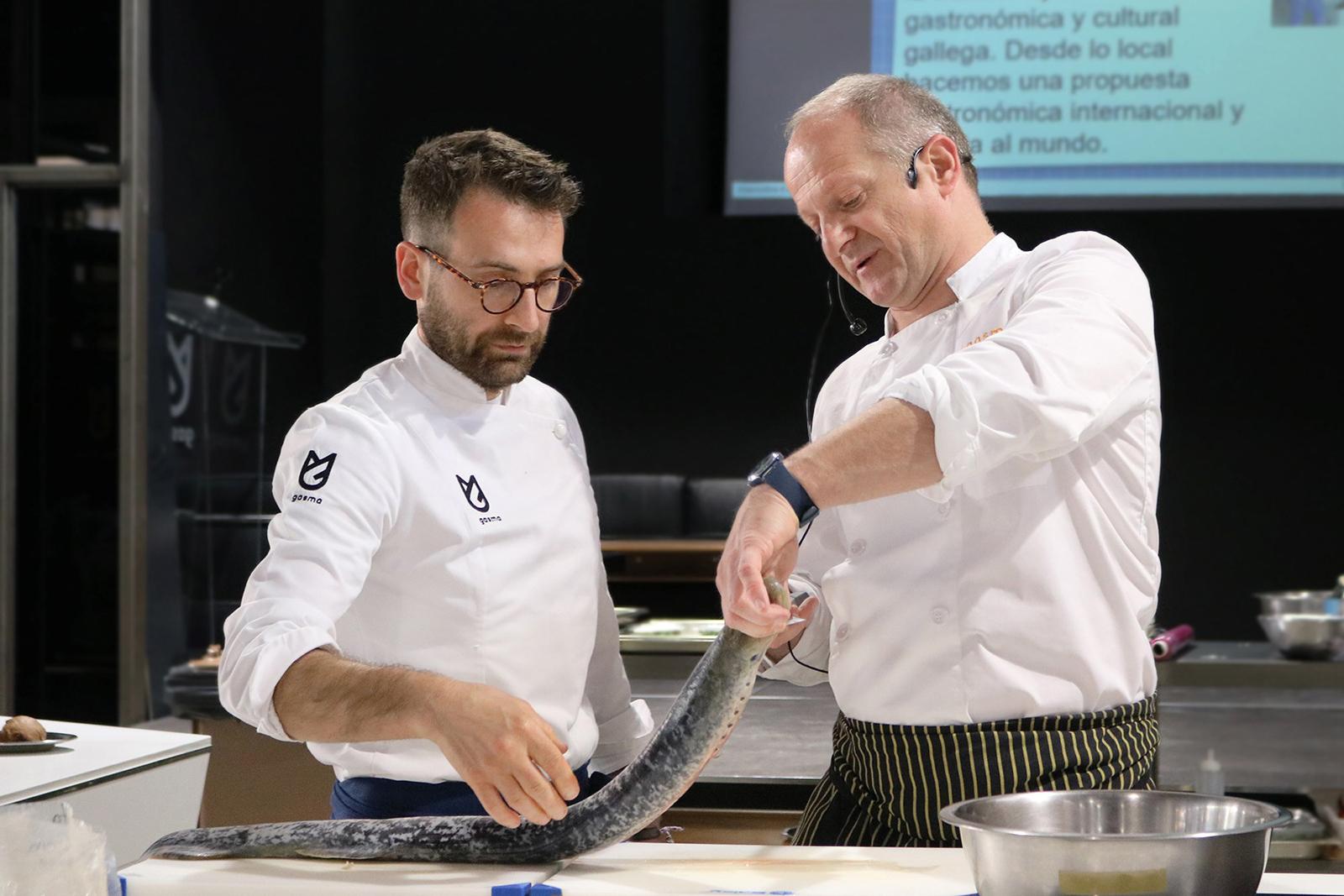 Pepe Vieira, innovación gastronómica