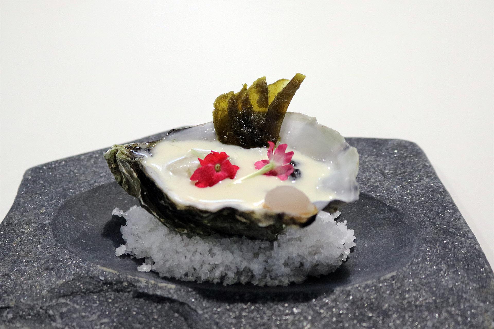 Plato de tecnica gastronómica