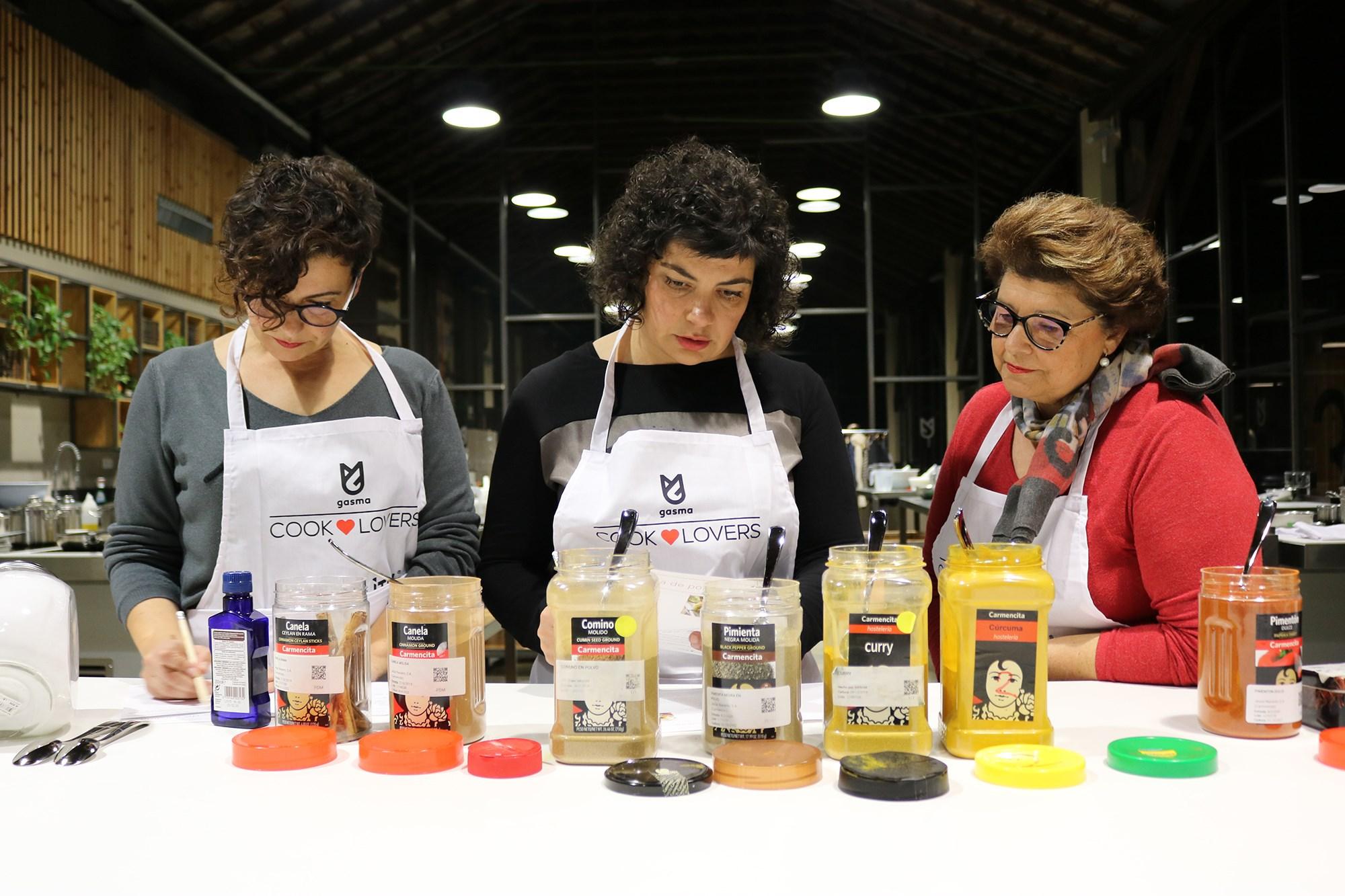 Carmencita es colaboradora de Gasma y sus cursos para aficionados Cooklovers