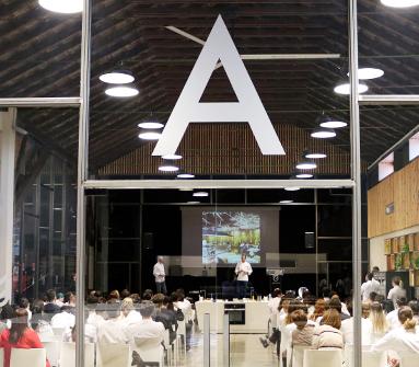 Instalaciones, Auditorio Gasma