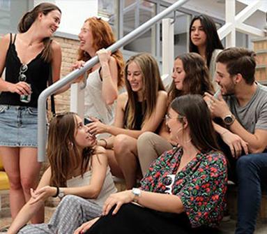 Campus life, alumnos proceso de admisión
