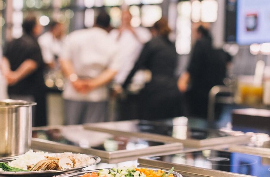 alumnos en la admisión a gasma culinary institute
