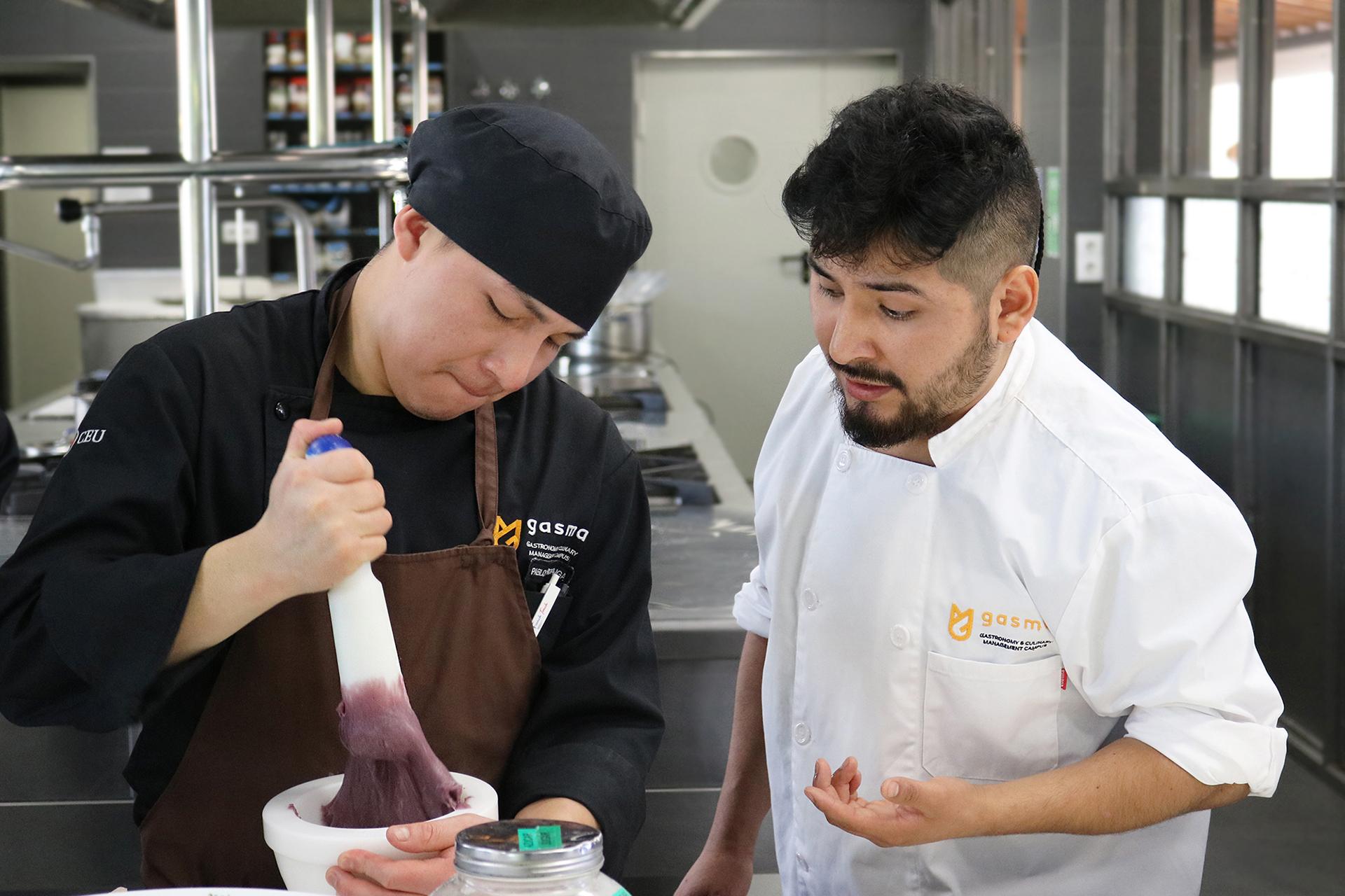 El futuro de la gastronomía se escribe en Gasma