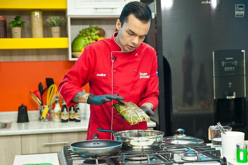 Carlos Espinal, alumni del Máster en Gastronomía de Gasma.