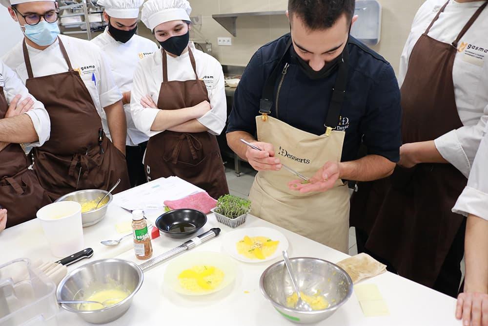 Estudiar gastronomía en la universidad - Culinary Team