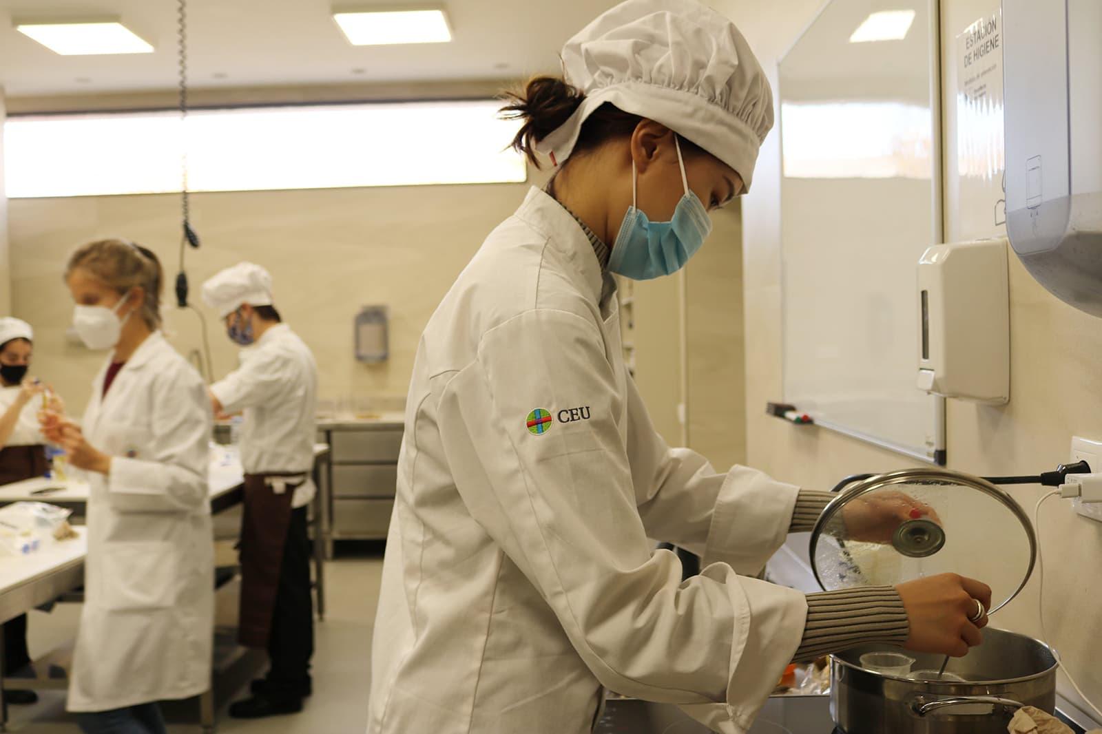 industria de la gastronomía