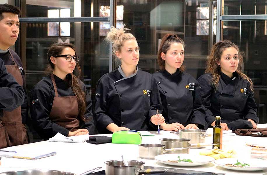 Banner proceso admisión, alumno de Gasma en cocina